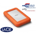 Disco Duro 500GB LaCie Rugged Mini USB 3.0 Resiste golpes