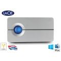 LaCie 2big Quadra 6TB USB 3.0 Firewire 800 Disco duro profesional