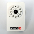 Cámara IP Fija Provision ISR F-717 1MP Día Noche WIFI android iphone