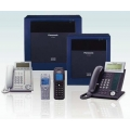 PBX IP Panasonic KX-TDE200 11 slots hasta 128 líneas 256 extensiones VoIP SIP CTI