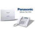Conmutador Híbrido Panasonic KX-TES824 con 3 Líneas 8 Extensiones hasta 8 líneas 24 Extensiones
