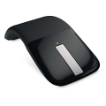 Microsoft Arc Touch Mouse Wireless Plegable Laser Touch Sin Botones