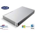 Disco duro 2TB LaCie PORSCHE DESIGN P9223 USB3.0 Aluminio