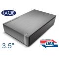 Disco duro 4TB LaCie PORSCHE DESIGN P9230 Escritorio USB3.0 Aluminio
