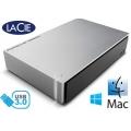 Disco duro para MAC 3TB LaCie PORSCHE DESIGN P9233 Escritorio USB3.0 Aluminio
