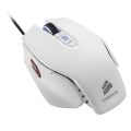 Mouse Gamer  Corsair Vengeance M65 FPS Laser - Arctic White 8200dpi