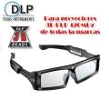 Lentes 3D Viewsonic PGD-350 para proyectores DLP Link 120Hz