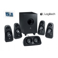 Bocinas 5.1 Logitech Z506 Sorround Sound PC MAC Xbox PS3 Wii