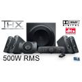 Sistema de audio 5.1 certificado THX Logitech Z906 500W